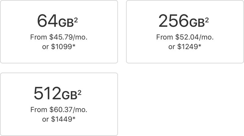 iphone11procpricing