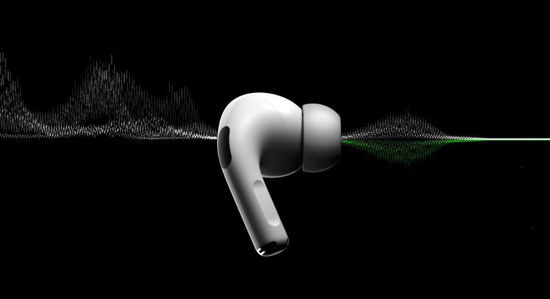 Chống ồn chủ động airpod pro