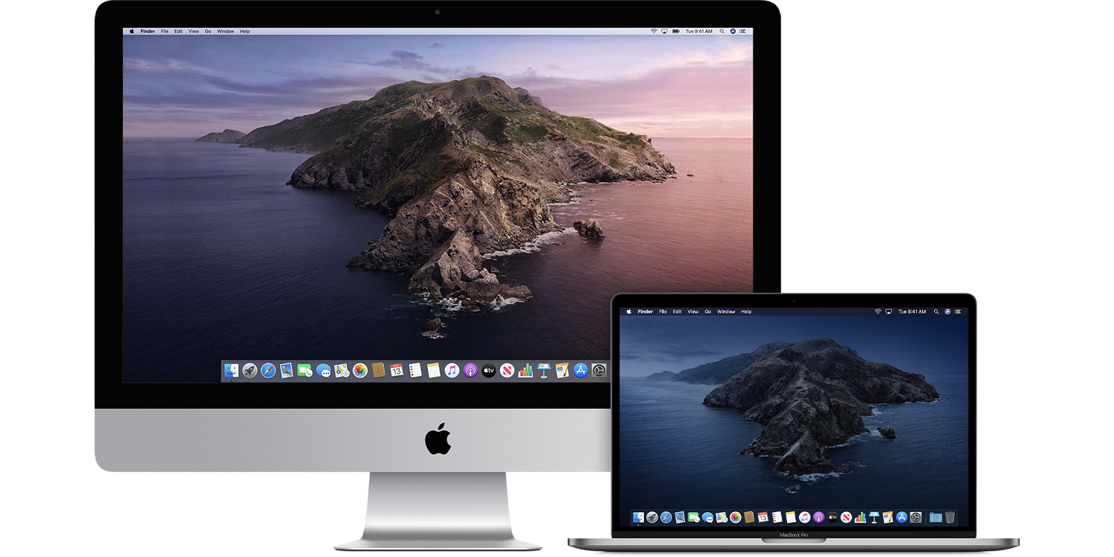 What is the latest update for macos catalina