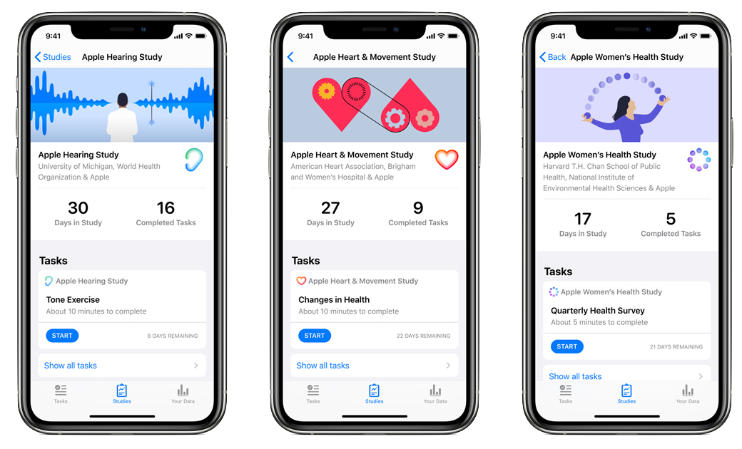 Apple's Research App Gains AirPods Pro Support for Hearing Study
