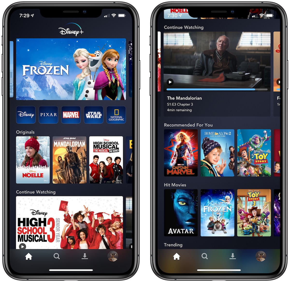 photo of Disney+ Reaches 50 Million Subscribers in Just Five Months image
