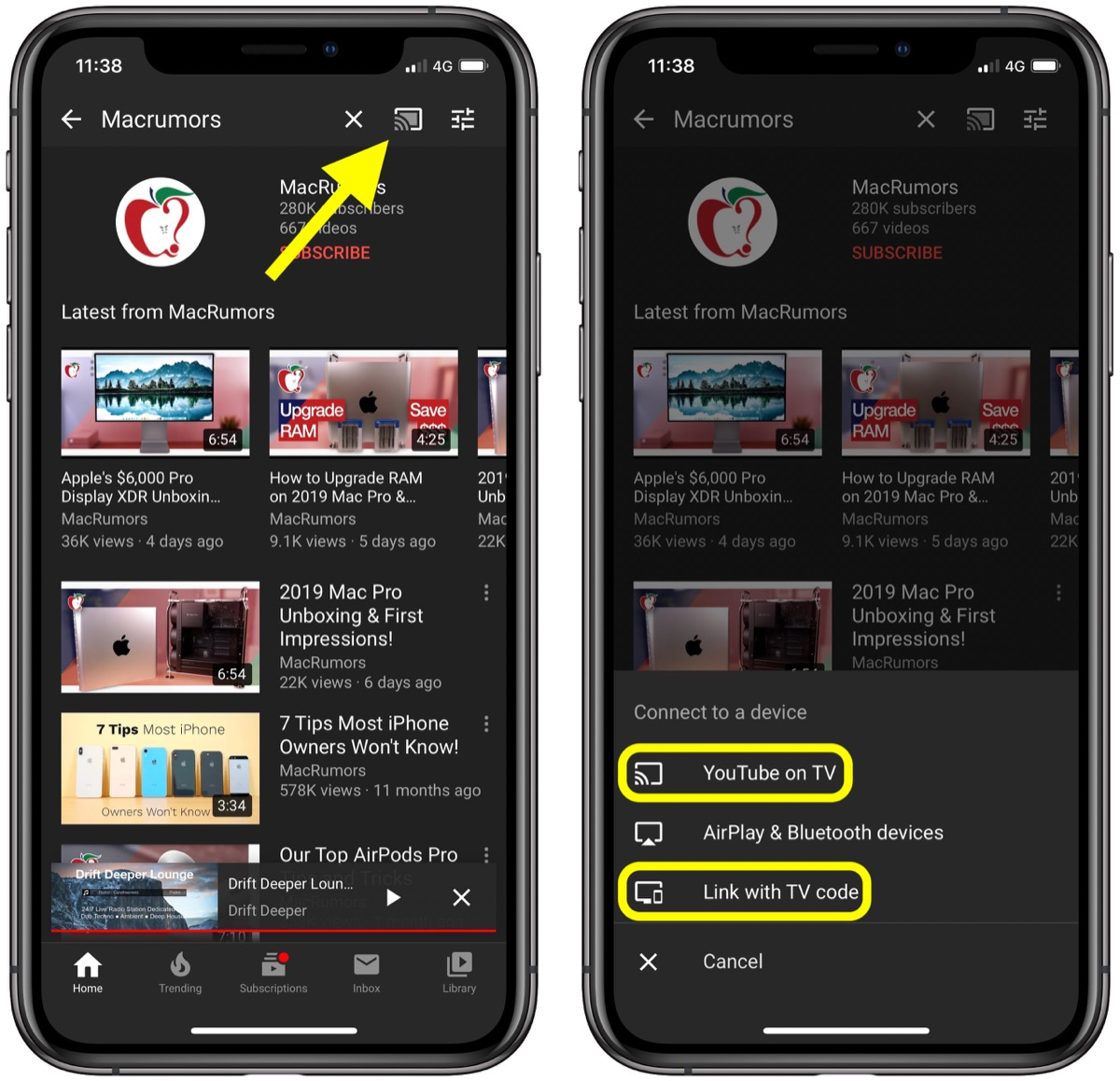 YouTube's Mobile App Now Allows Voice Controls and More 2019 Updates
