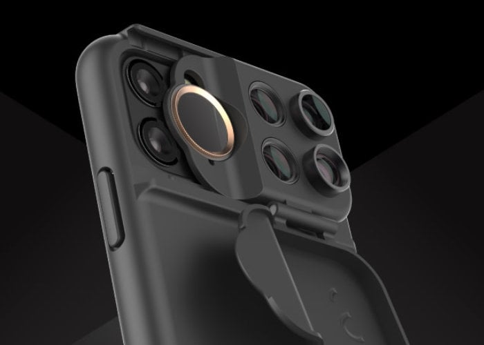 ShiftCam\u0027s MultiLens Camera Cases for iPhone 11 and iPhone