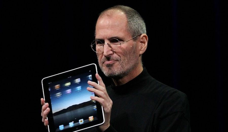 Today Marks the 10th Anniversary of Steve Jobs Unveiling the iPad - MacRumors