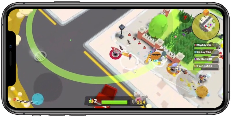 'Butter Royale' Debuts on Apple Arcade as Family-Friendly Take on Fortnite