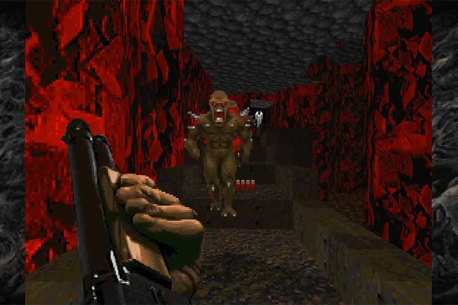 DOOM and DOOM II update brings 60fps and add-on support