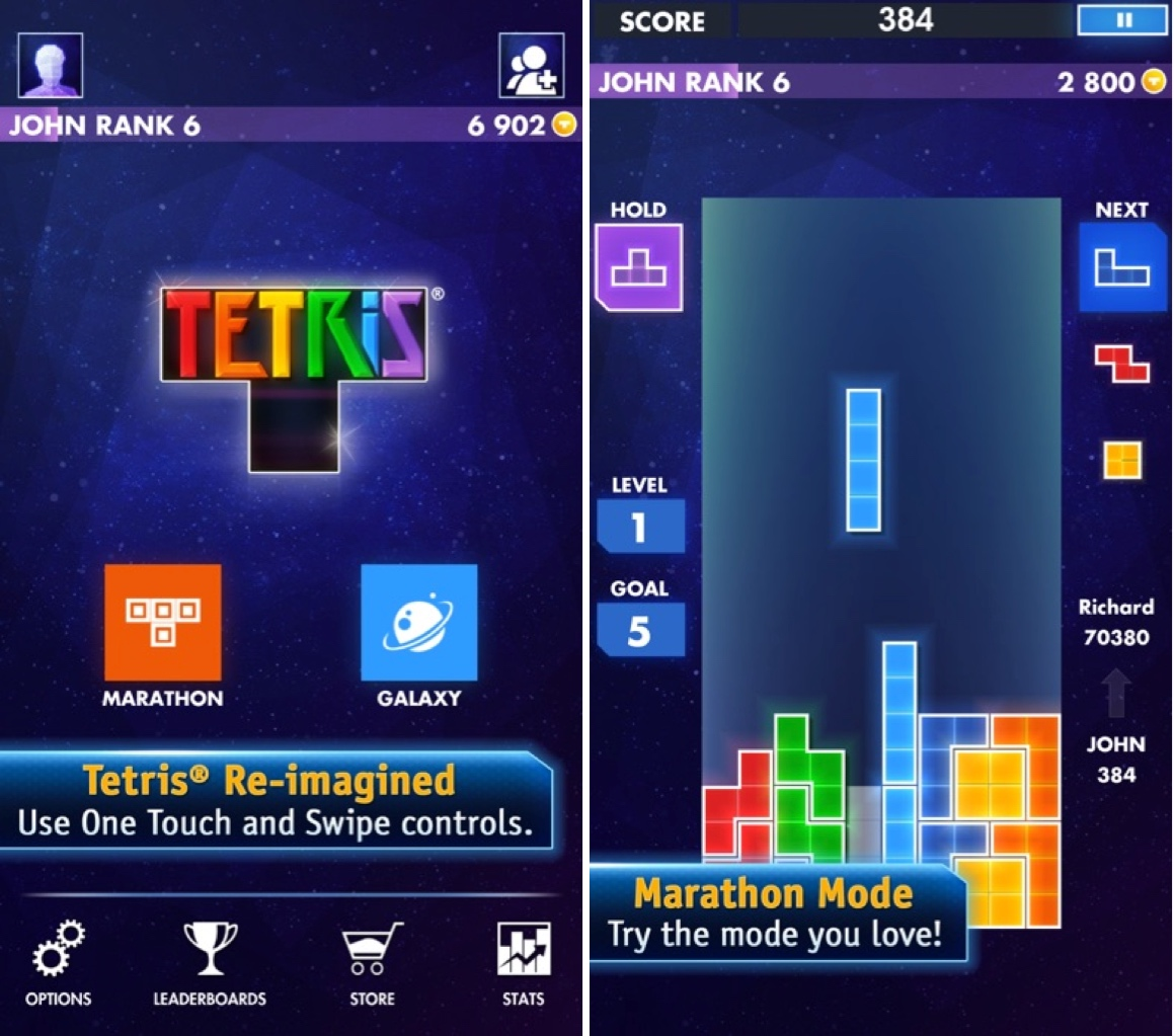 EA Retiring Tetris Apps for iOS in April 2020