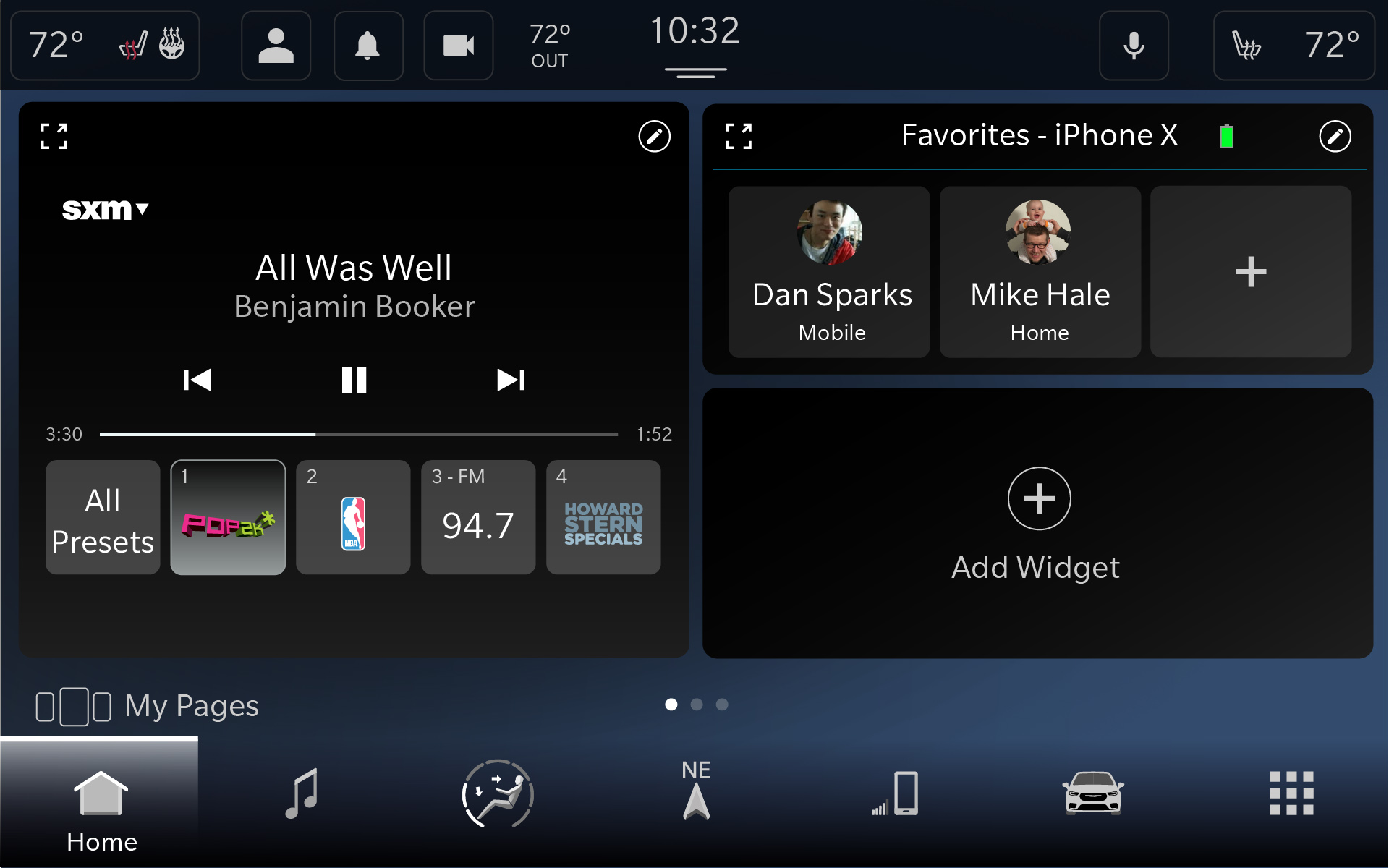 Fiat Chrysler's Android-Based Uconnect 5 Infotainment System Gains Wireless CarPlay and More - MacRumors