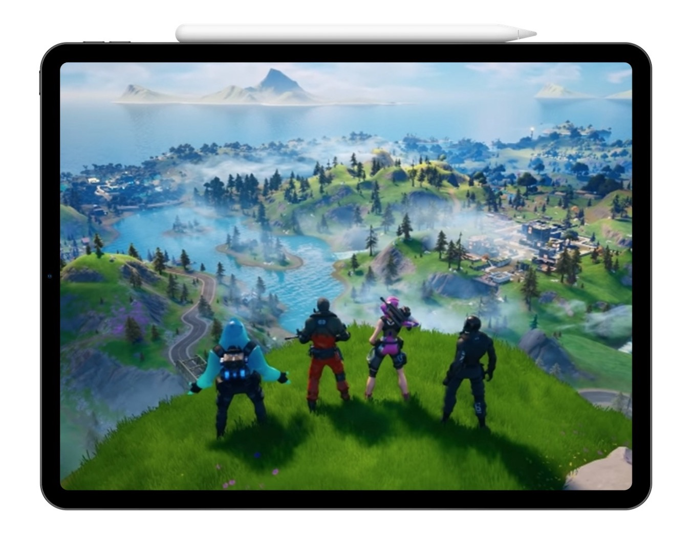 Latest Fortnite Update for iOS Brings 120fps Mode to 2018 iPad Pro 2