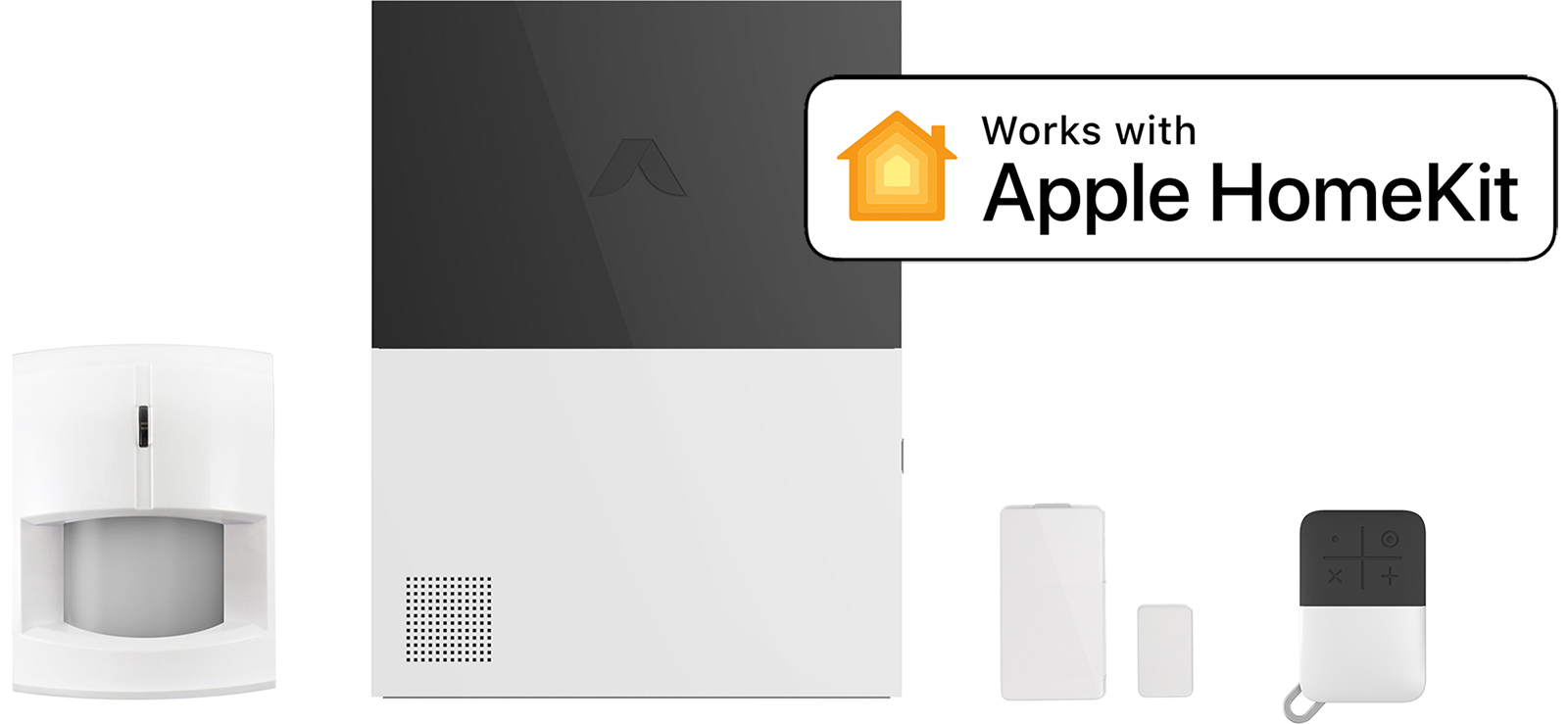 Abode's Smart Security Kit Now Compatible With HomeKit - MacRumors