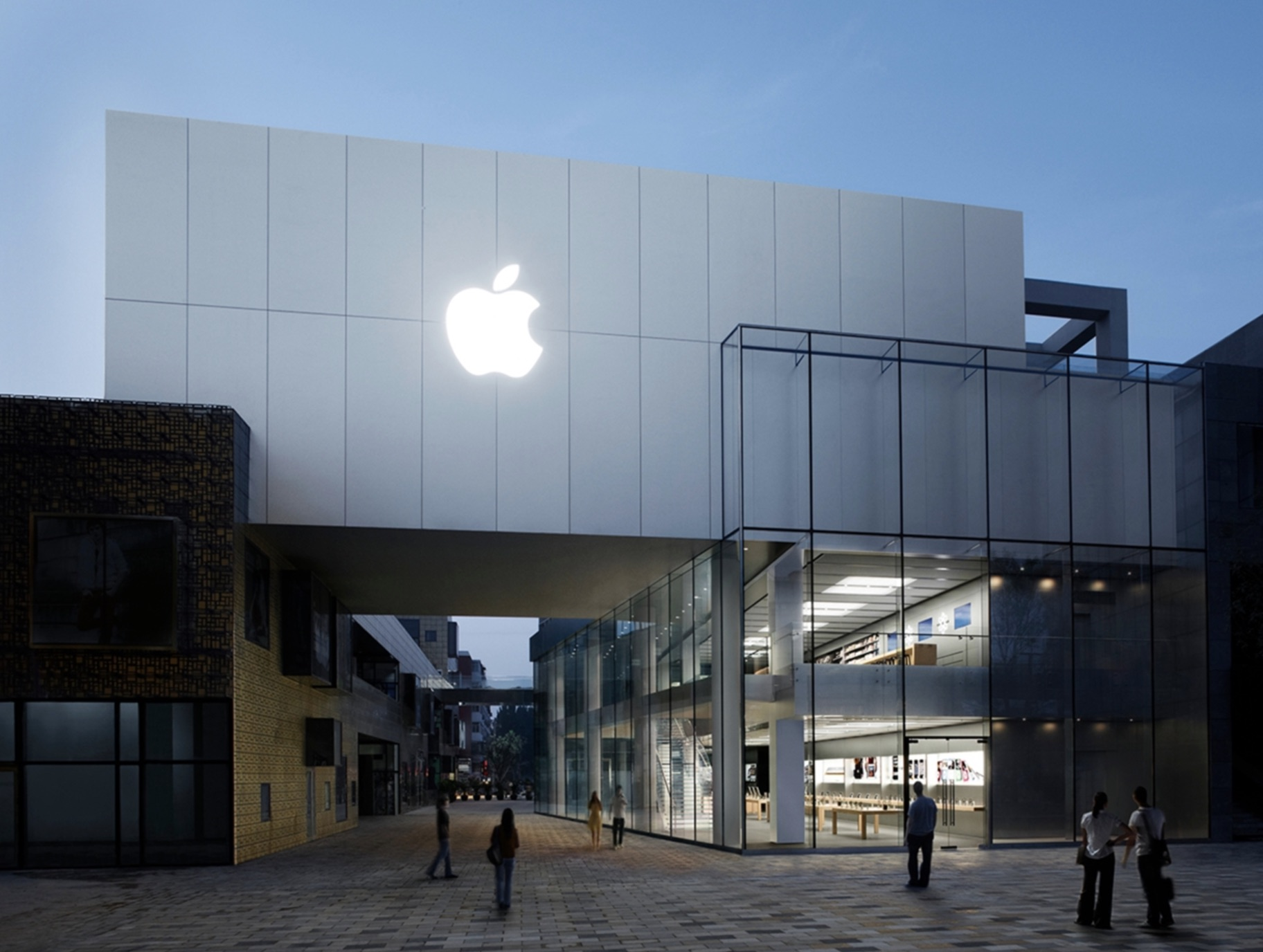 photo of Apple Stores in Beijing Reopening Tomorrow With Limited Hours, Other Chinese Stores Remain Closed image