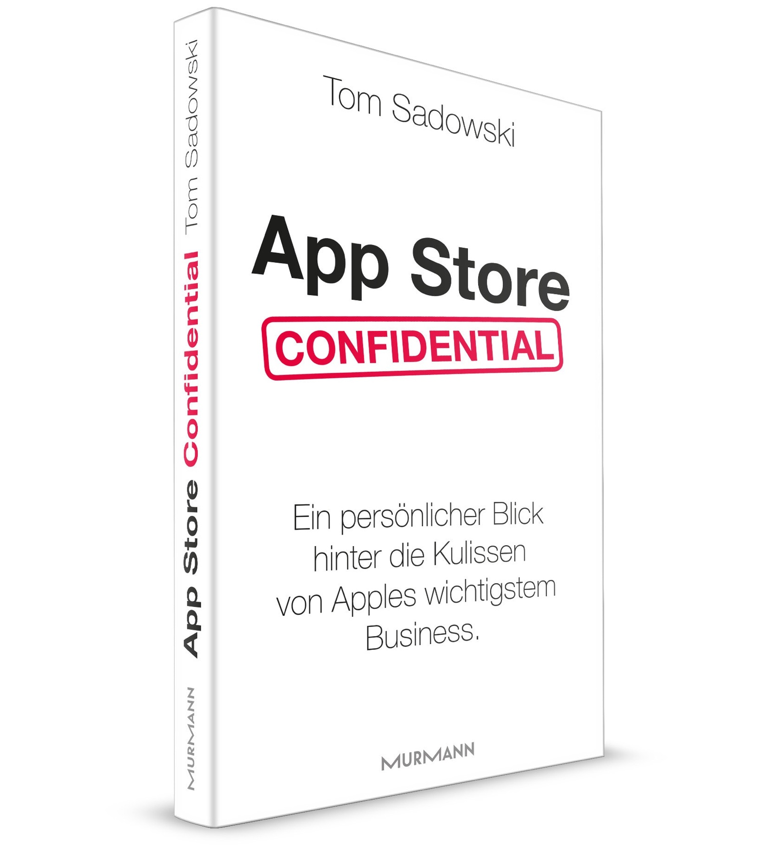 Apple Wants to Stop Publication of 'App Store Confidential' Book Due to Inclusion of 'Business Secrets' - MacRumors