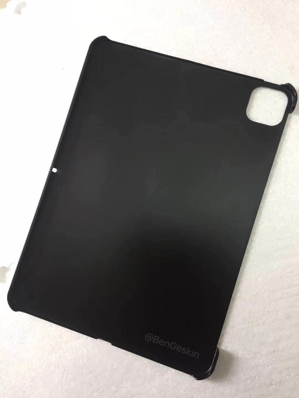 Alleged 2020 iPad Pro Case Leaks Suggesting Square-Shaped Camera Setup - MacRumors