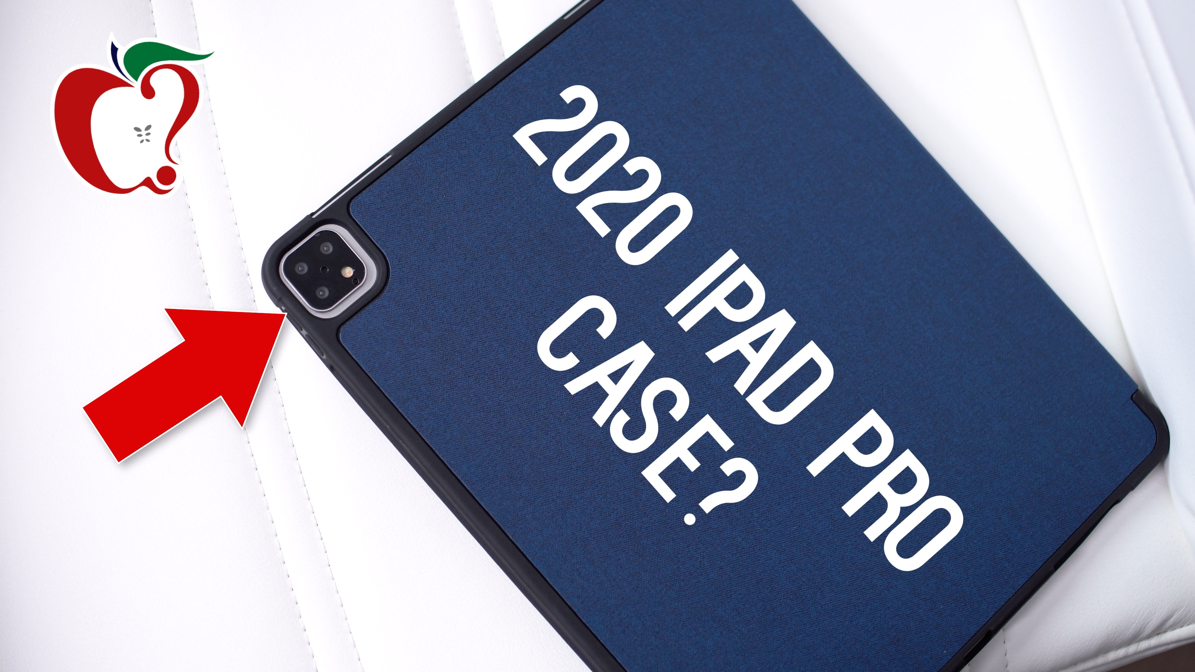 Hands-On With Cases Designed for 2020 iPad Pro Models - MacRumors