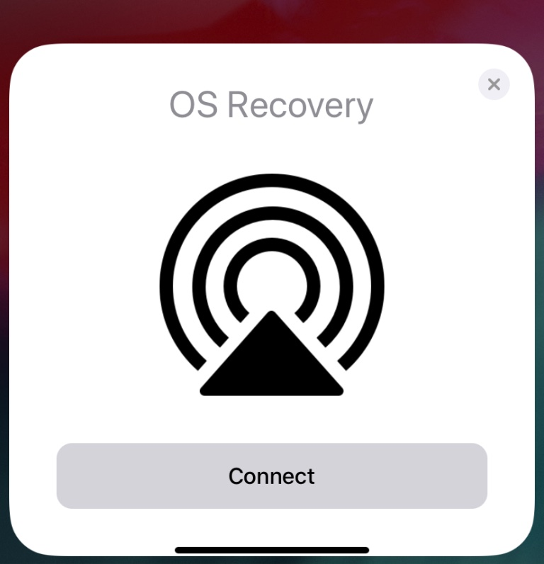 Apple Developing Over-the-Air Recovery Feature for iOS Based on Code in iOS 13.4 - MacRumors