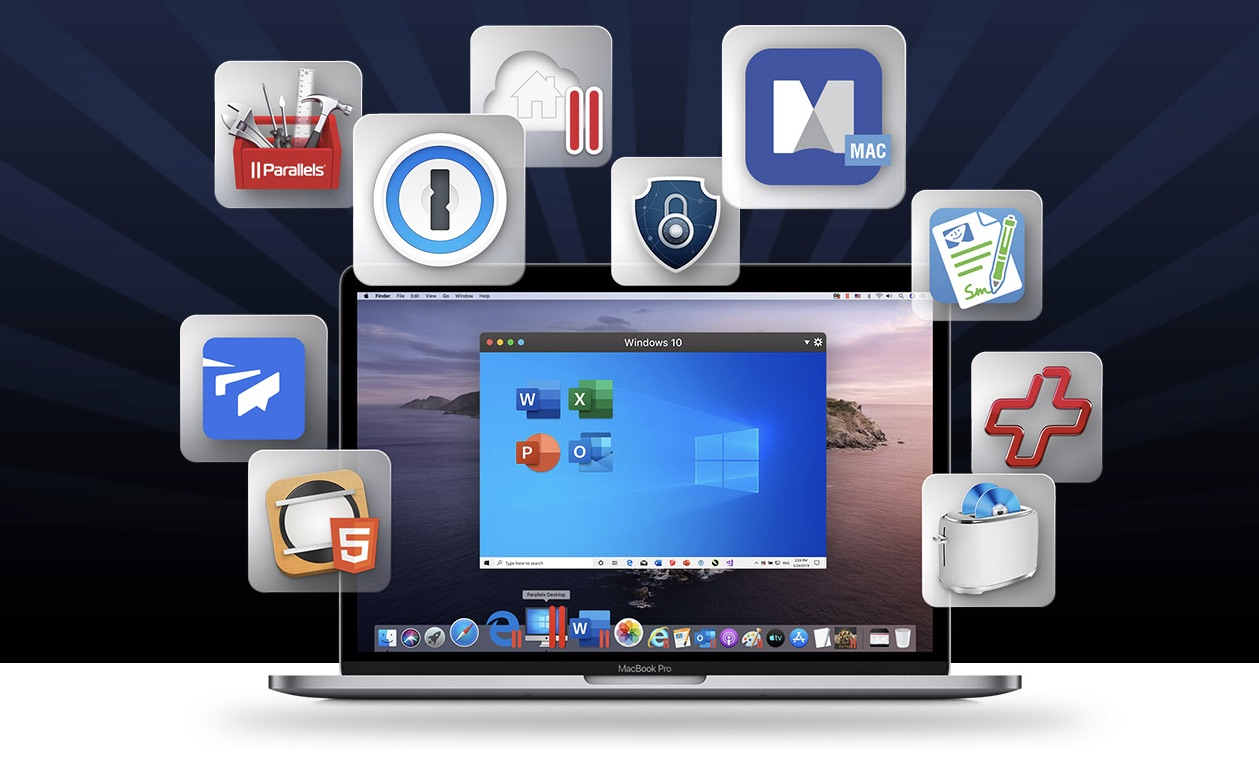 Deals: The Parallels 'Premium Mac App Bundle' Includes 1Password, PDFpen, and More Starting at $49.99 - MacRumors