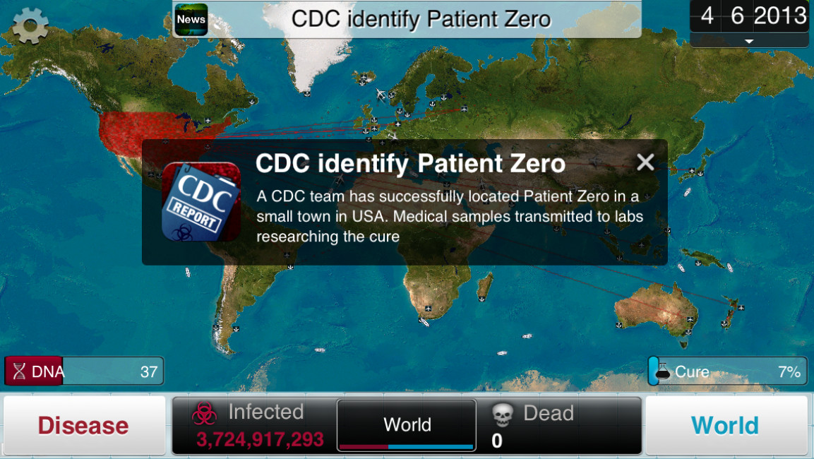 Plague Inc. Gaining New Game Mode Letting Players Save the World From a Pandemic - MacRumors