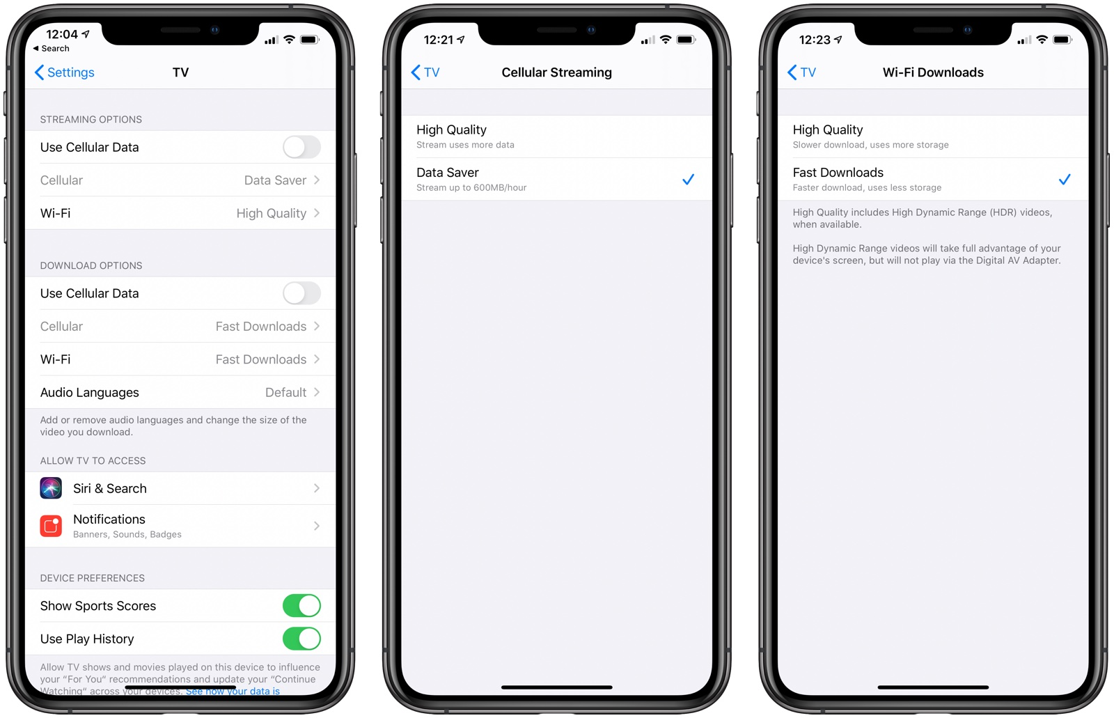 Everything New in iOS and iPadOS 13.4 Beta 2: New TV App Settings, Updated Mail Toolbar and More - MacRumors