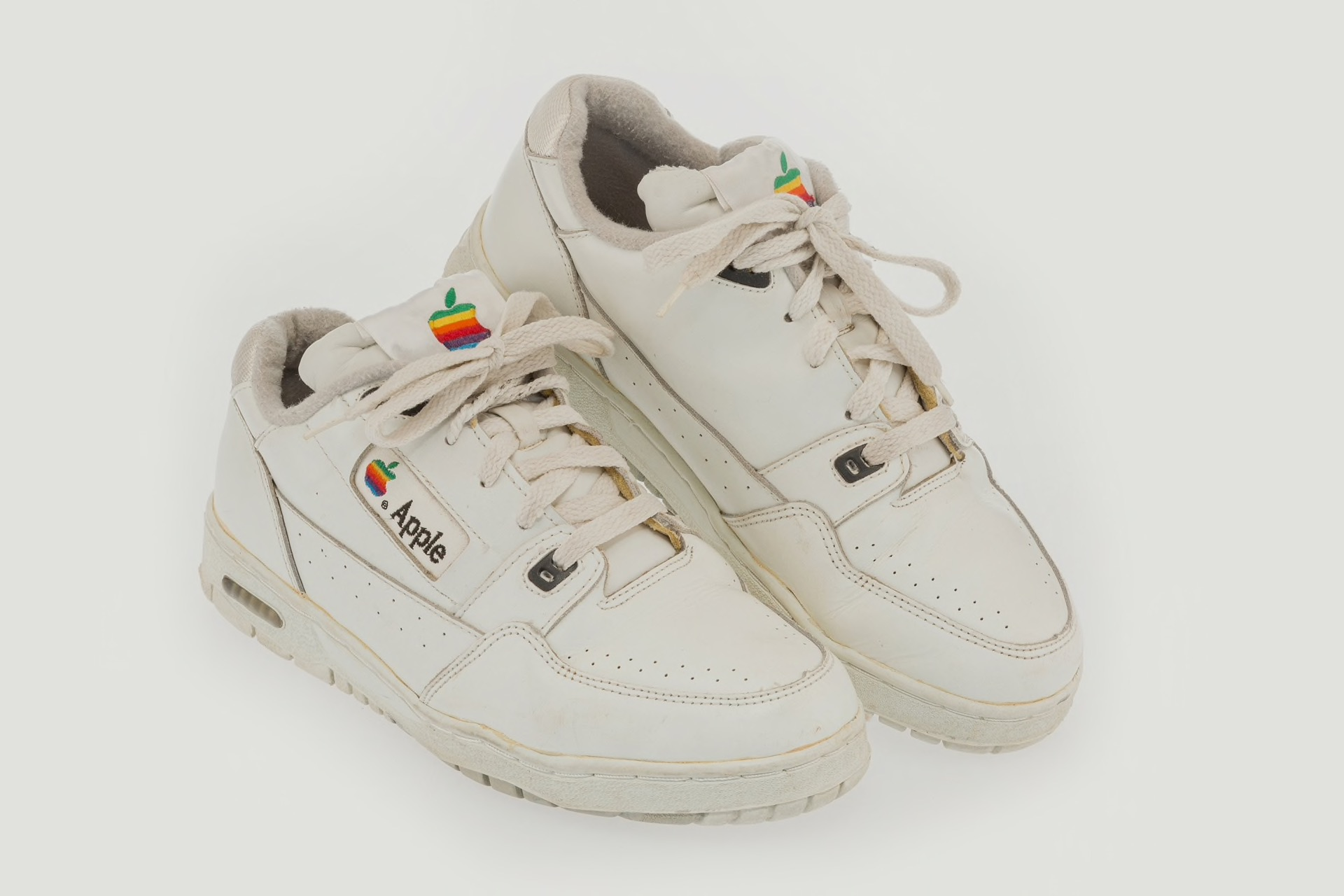 photo of Rare Apple Sneakers Fetch Over $16,000 at Auction image