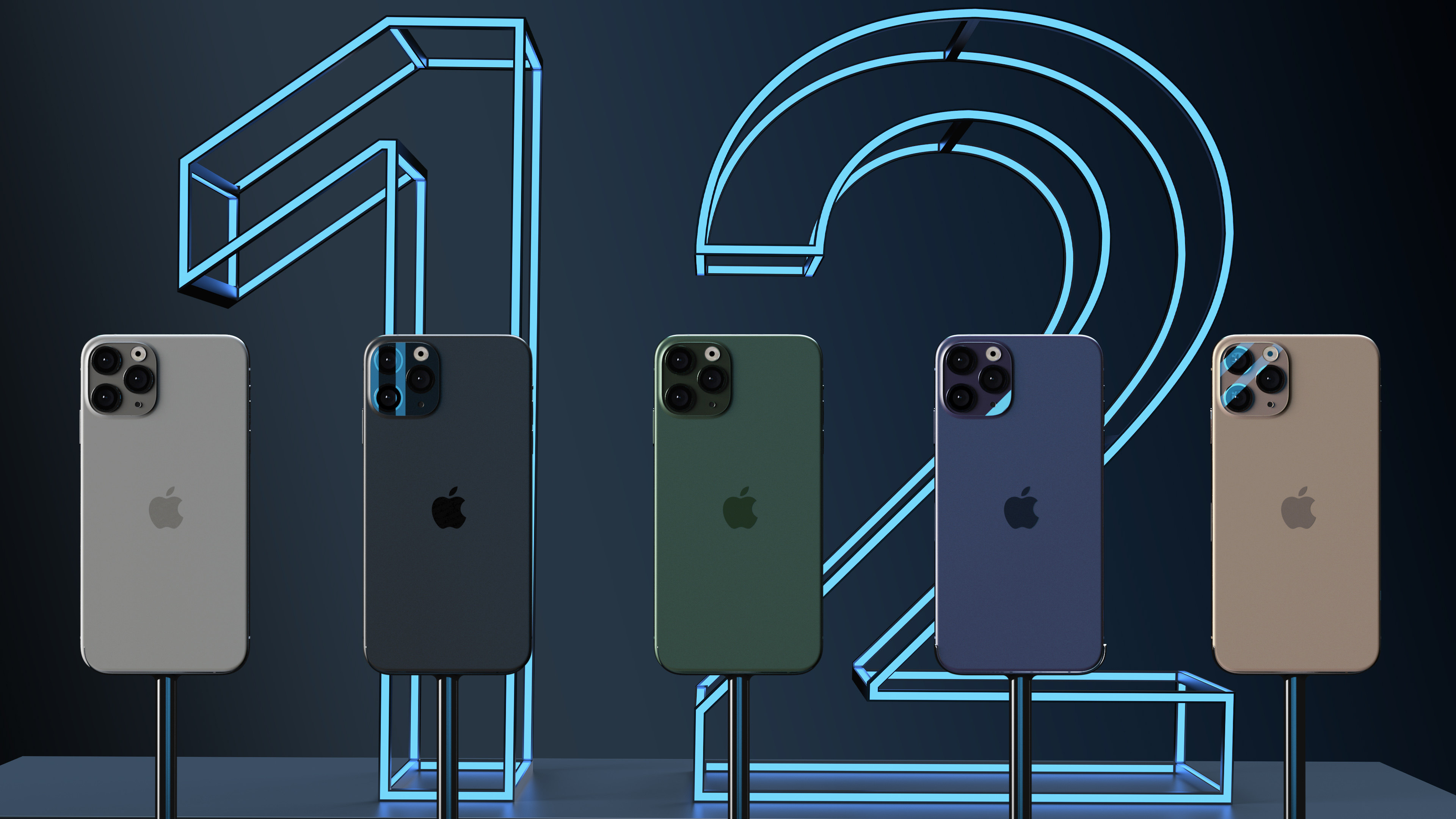 'iPhone 12 Pro' Models Could Be Capable of Shooting 4K Video at 120fps and 240fps thumbnail