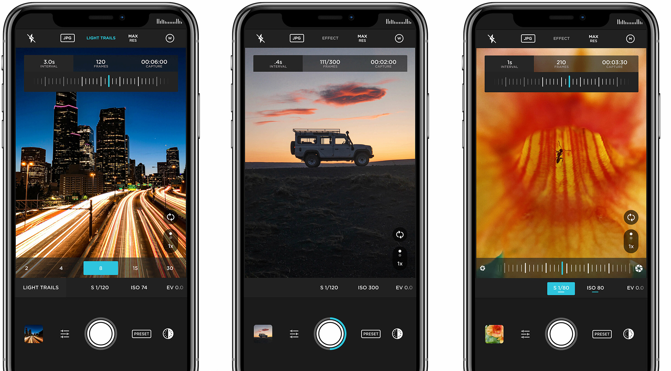 photo of Moment Pro Camera for iOS Gains New Time-Lapse Mode image