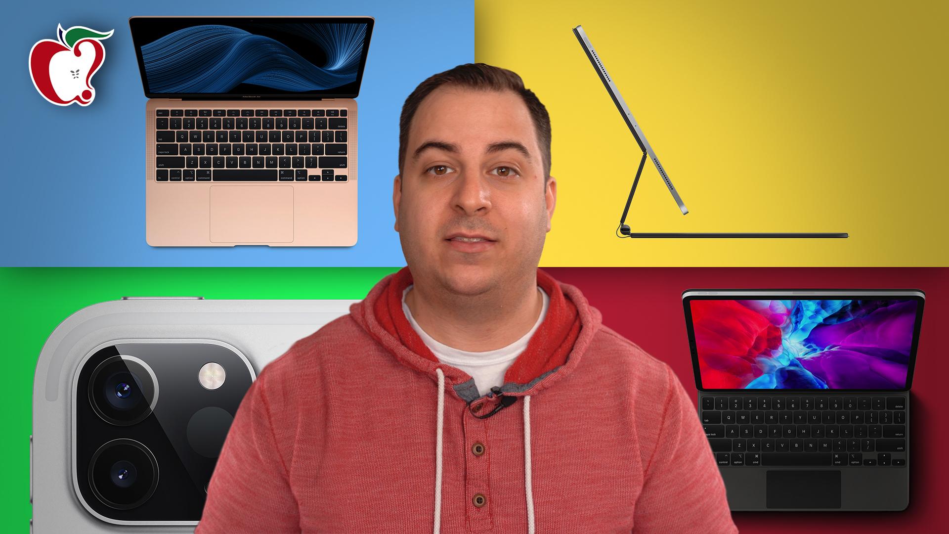 Top Stories: New iPad Pro, MacBook Air, Powerbeats, and More