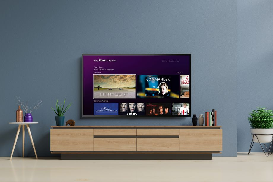 photo of Roku's Free Ad-Supported Channel Launches in the UK image