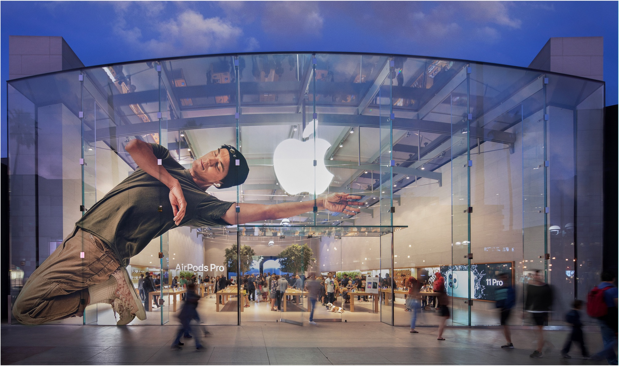 photo of Apple's 'Bounce' AirPods Ad Wins 'Best of Advertising' Award image