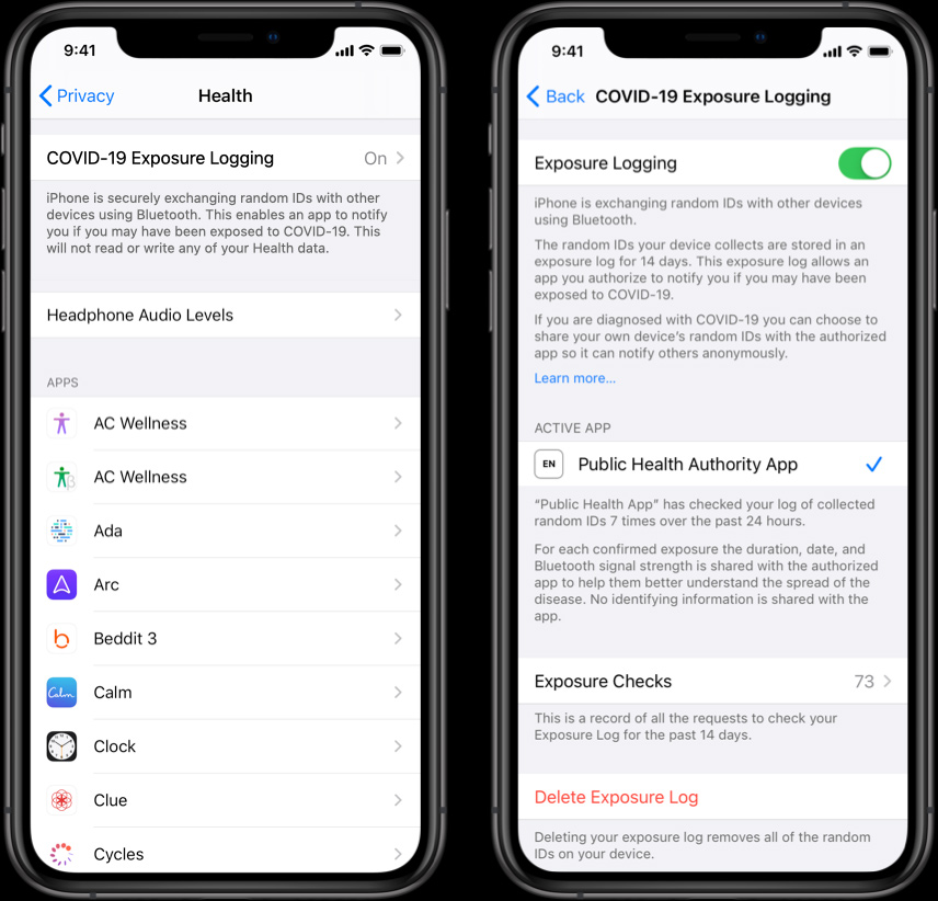 Apple Seeds GM Version of iOS and iPadOS 13.5 to Developers With Exposure Notification API, Face ID Mask Updates and More