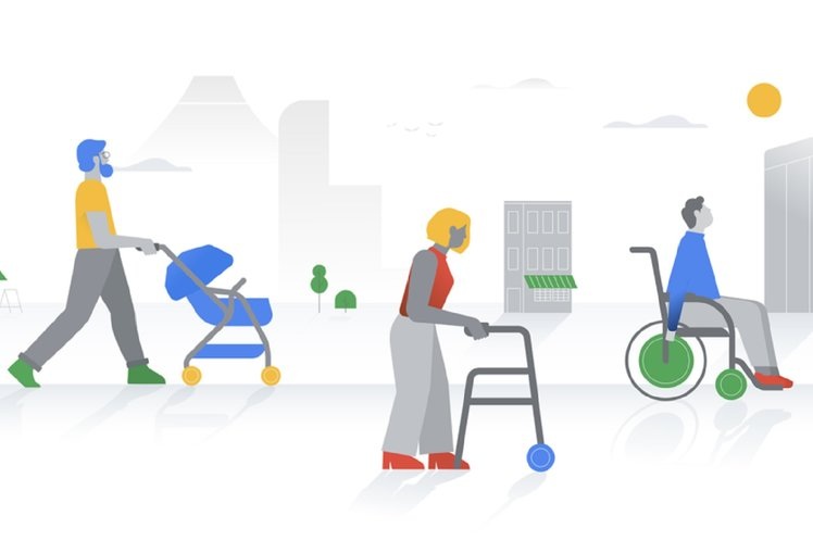 photo of Google Maps Increases Visibility of Wheelchair-Friendly Locations image