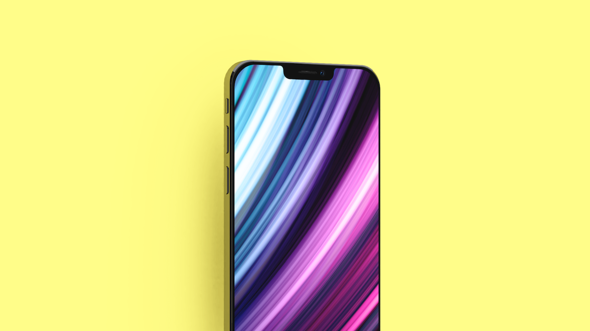 iPhone 13 Rumored to Feature 'Thinner' Notch, Overall Design to Remain Unchanged