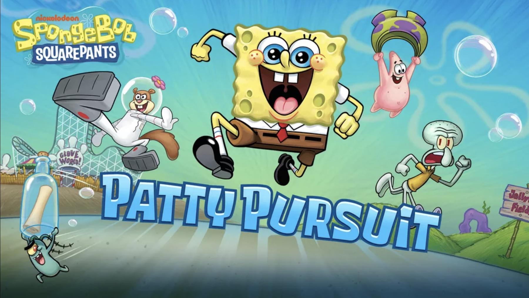 'SpongeBob: Patty Pursuit' Now Available on Apple Arcade