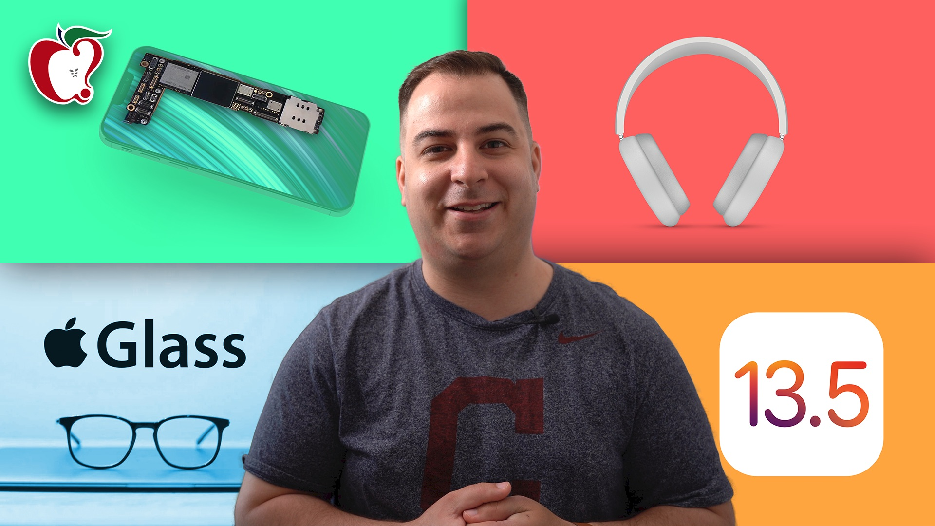 photo of Top Stories: Apple Glass and iPhone 12 Rumors, iOS 13.5 Update, and More! image