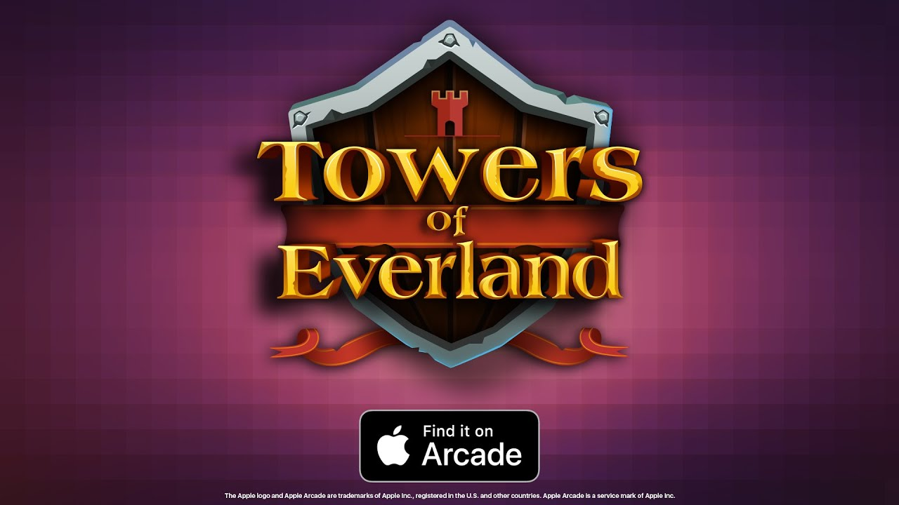 Questing RPG 'Towers of Everland' Debuts on Apple Arcade