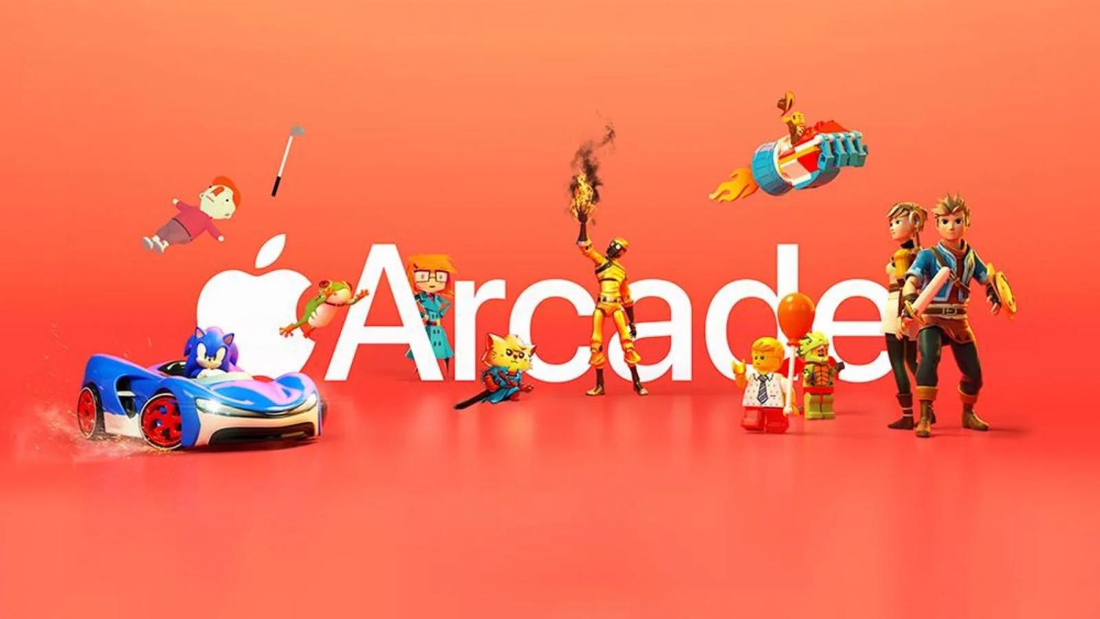 apple arcade orange feature