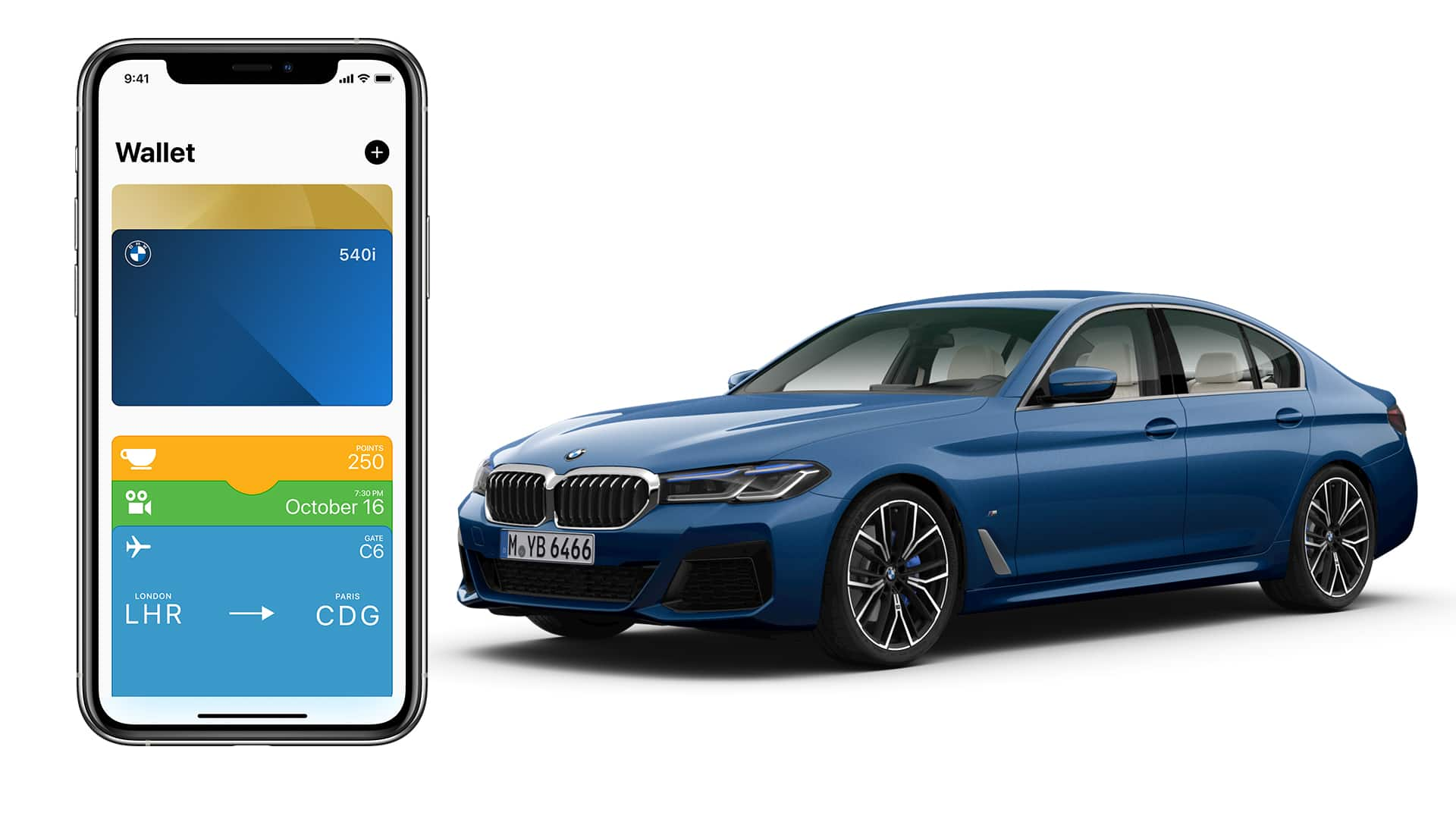 photo of BMW Updates Connected App With Car Keys Support image