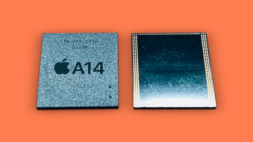Photos of A14 RAM Component for Upcoming iPhone 12 Surface on Twitter – MacRumors