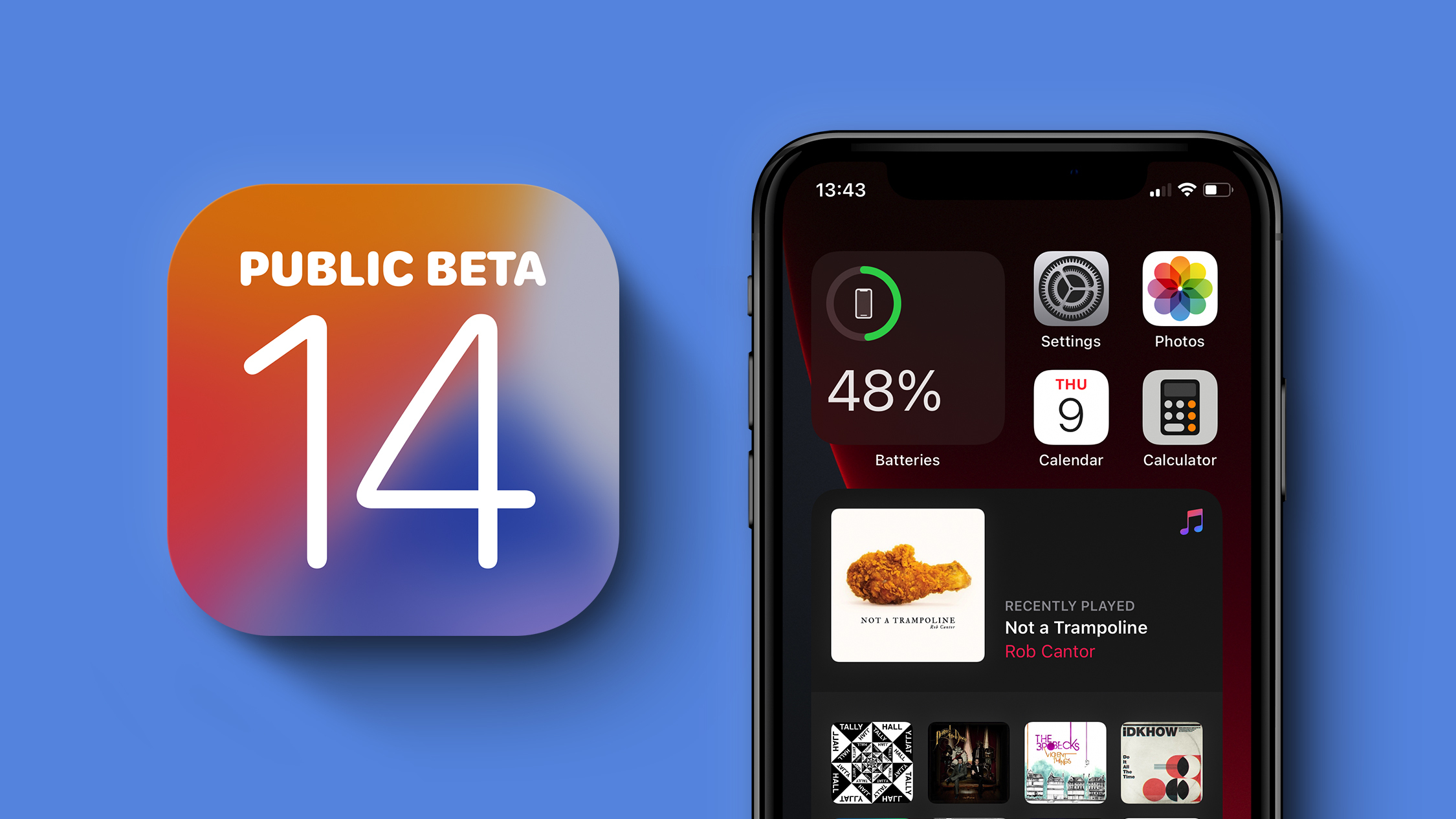 Top Stories: iOS 14 Public Beta, iPhone 12 Size Comparison, 14-Inch MacBook Pro Rumors