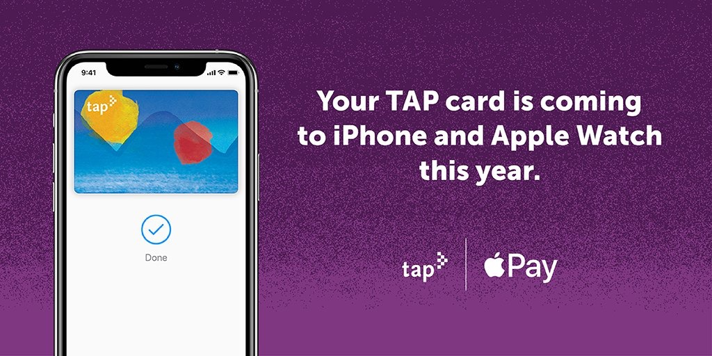 photo of Los Angeles Metro Says TAP Transit Cards Will Support Apple Pay Later This Year image