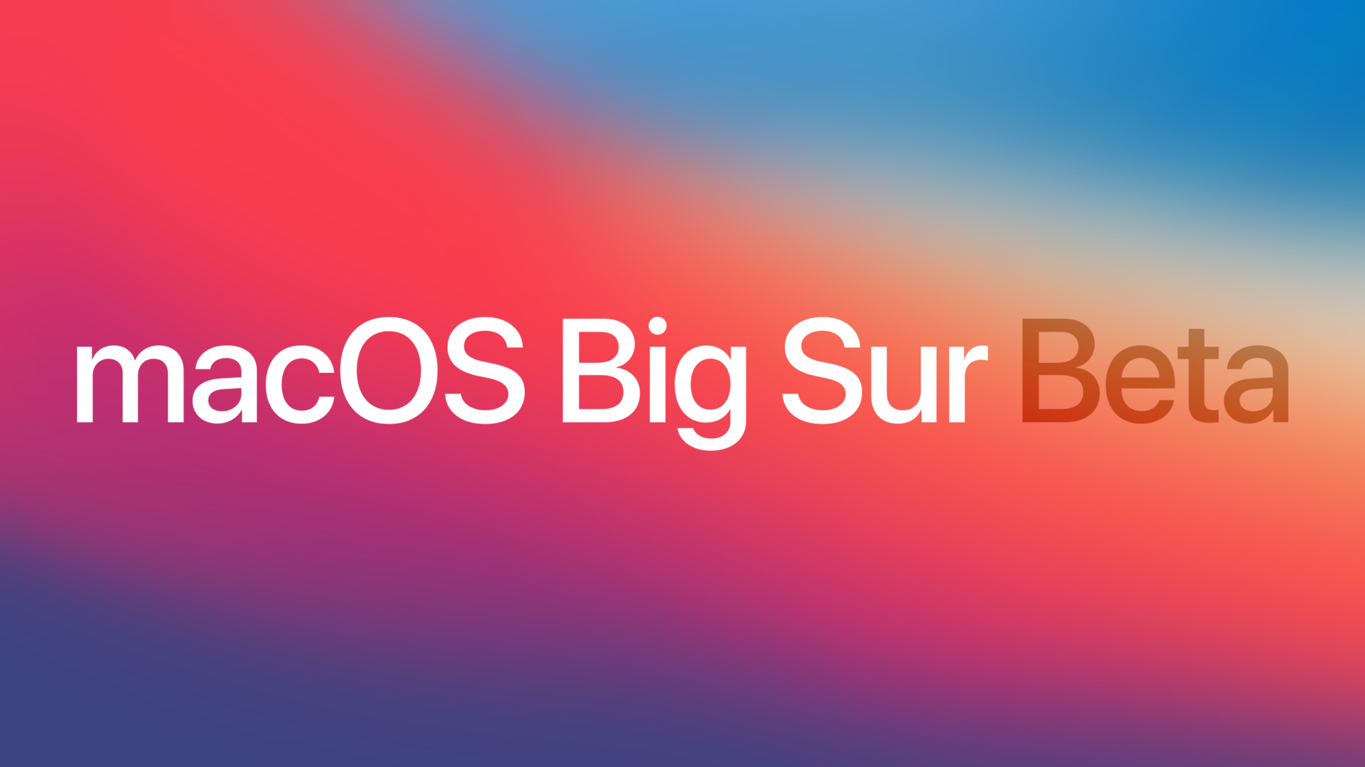 photo of Apple Seeds Fourth Beta of macOS Big Sur to Developers image