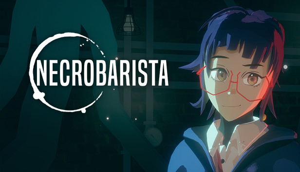 Necrobarista Launches on Apple Arcade: 'Death, Coffee, and Feelings'