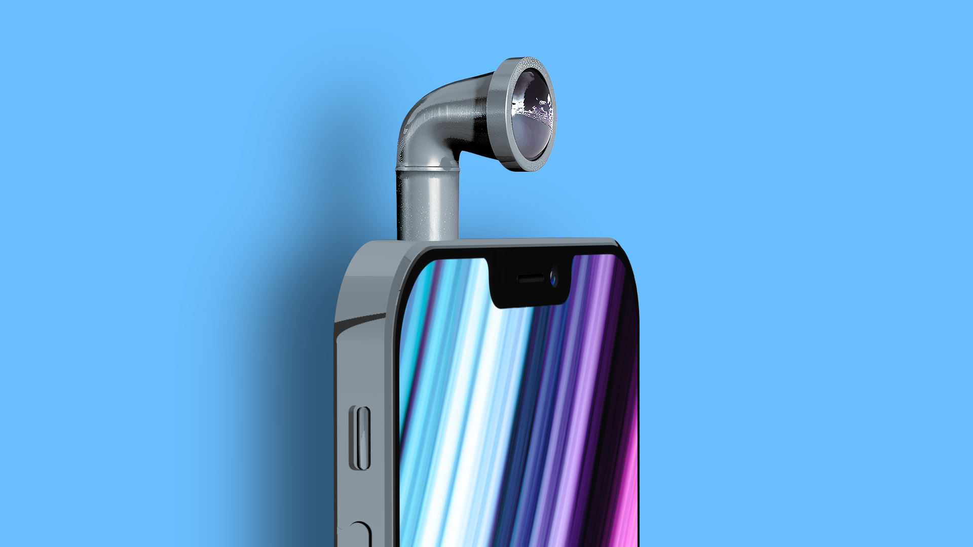 Apple Moving Forward With Plans for 'Folded' Periscope Cameras to Significantly Increase iPhone's Optical Zoom