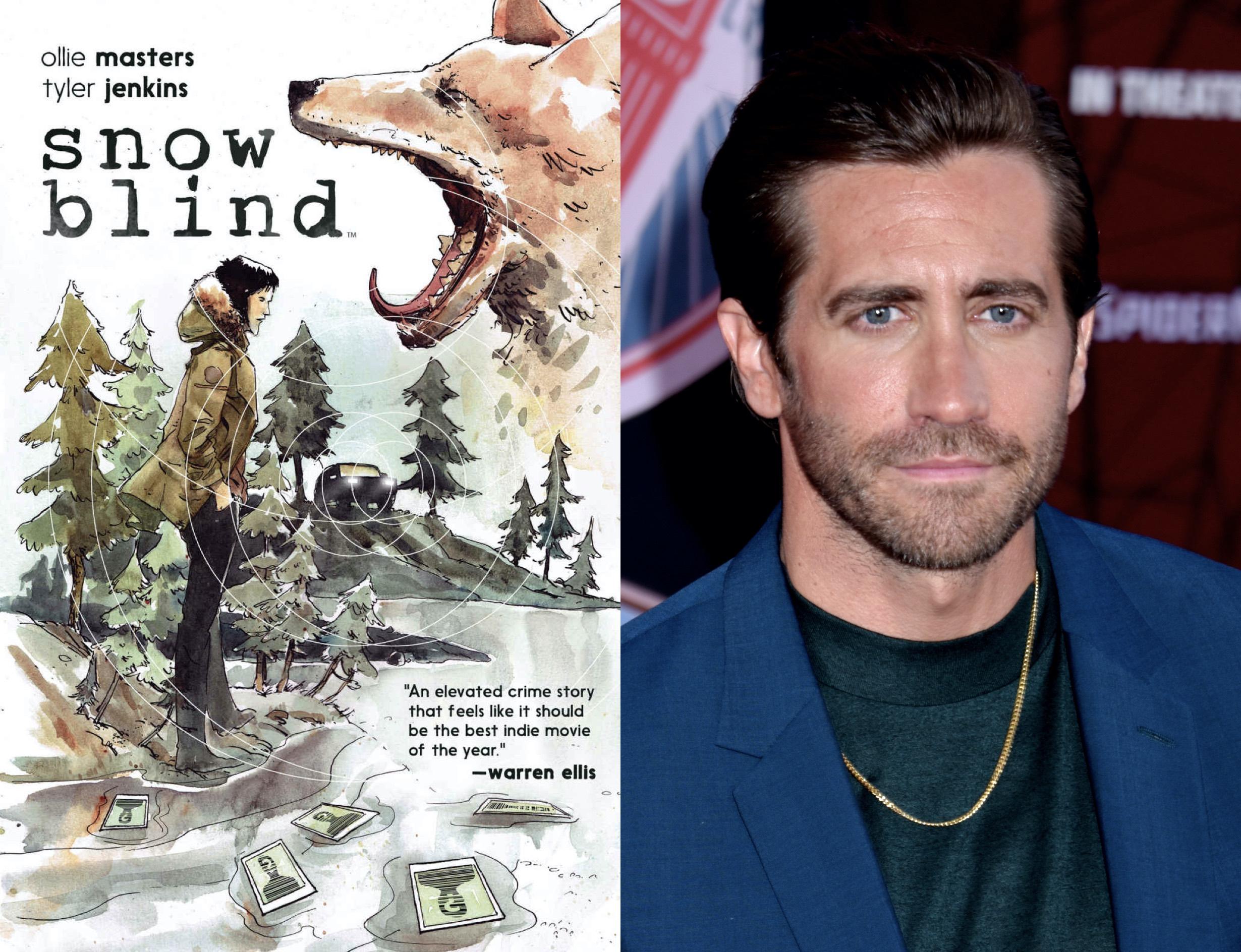 photo of Apple TV+ to Adapt Thriller 'Snow Blind' Starring Jake Gyllenhaal image