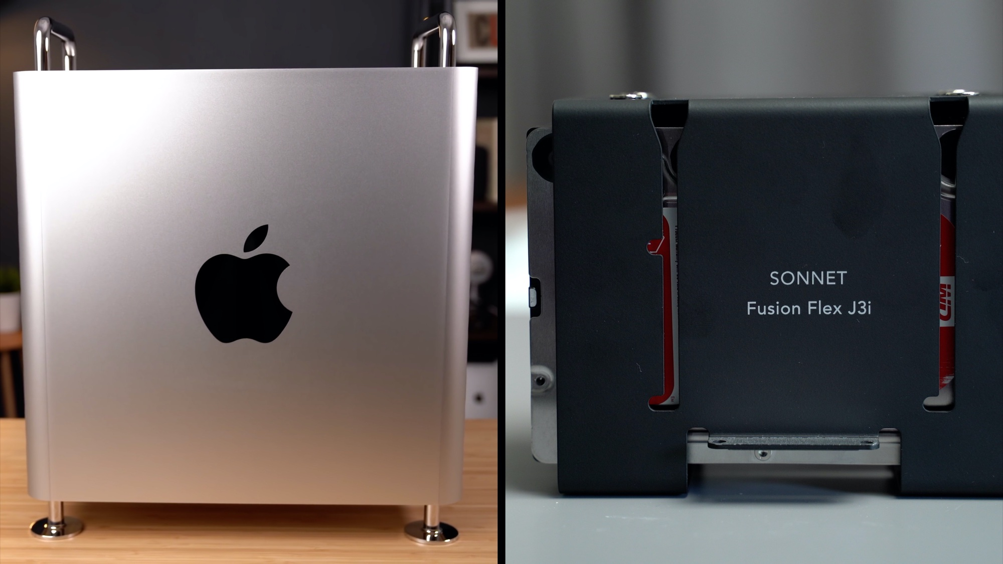 photo of Testing Sonnet's Fusion Flex J3i Mount With the Mac Pro image
