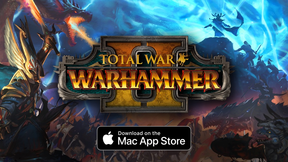 photo of Total War: Warhammer II Now Available on Mac App Store image