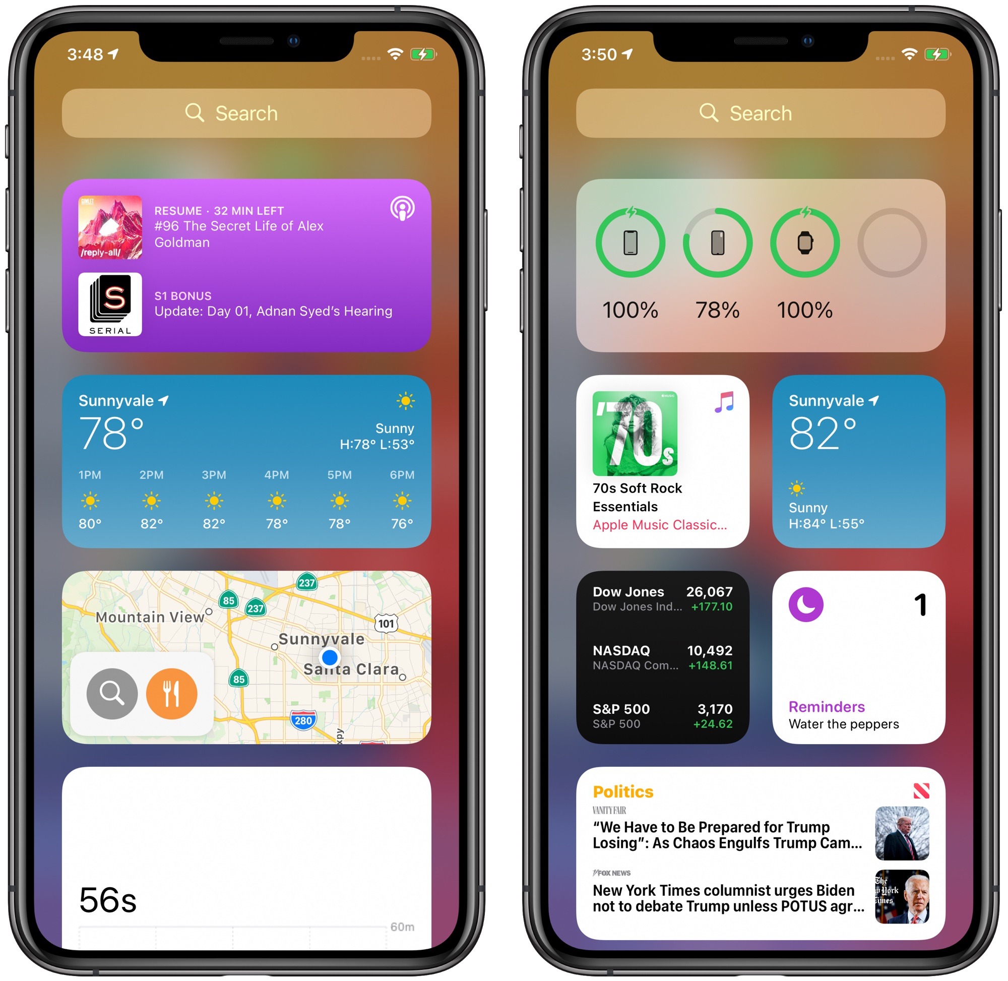 Ios 14 Home Screen Changes App Library Widgets Hiding Apps And More Unlock Genie Sims