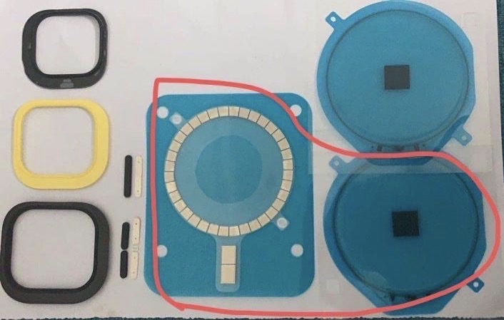 photo of Alleged 'iPhone 12' Images Depict Circular Array of Magnets in Chassis image