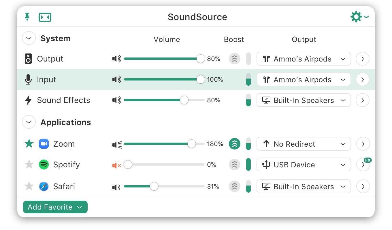 photo of SoundSource 5 Brings a Streamlined Interface and More to the Powerful Mac Audio Control Utility image