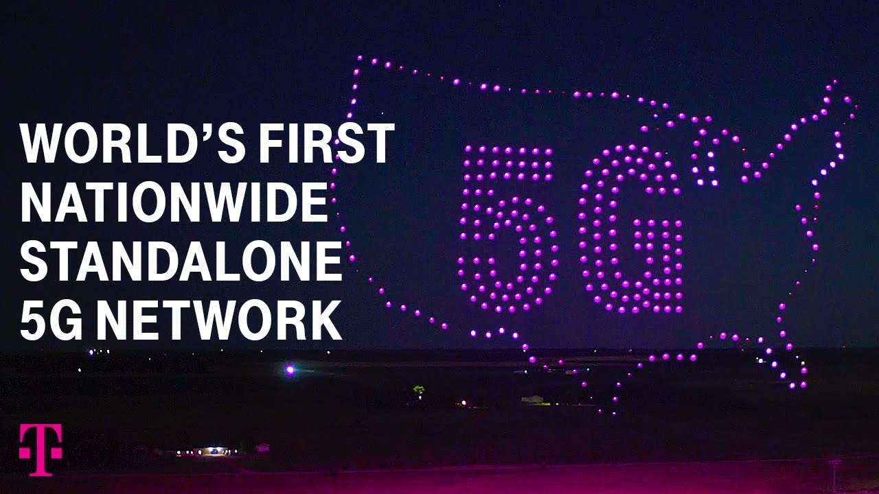 T-Mobile Launches First Nationwide Standalone 5G Network in U.S.