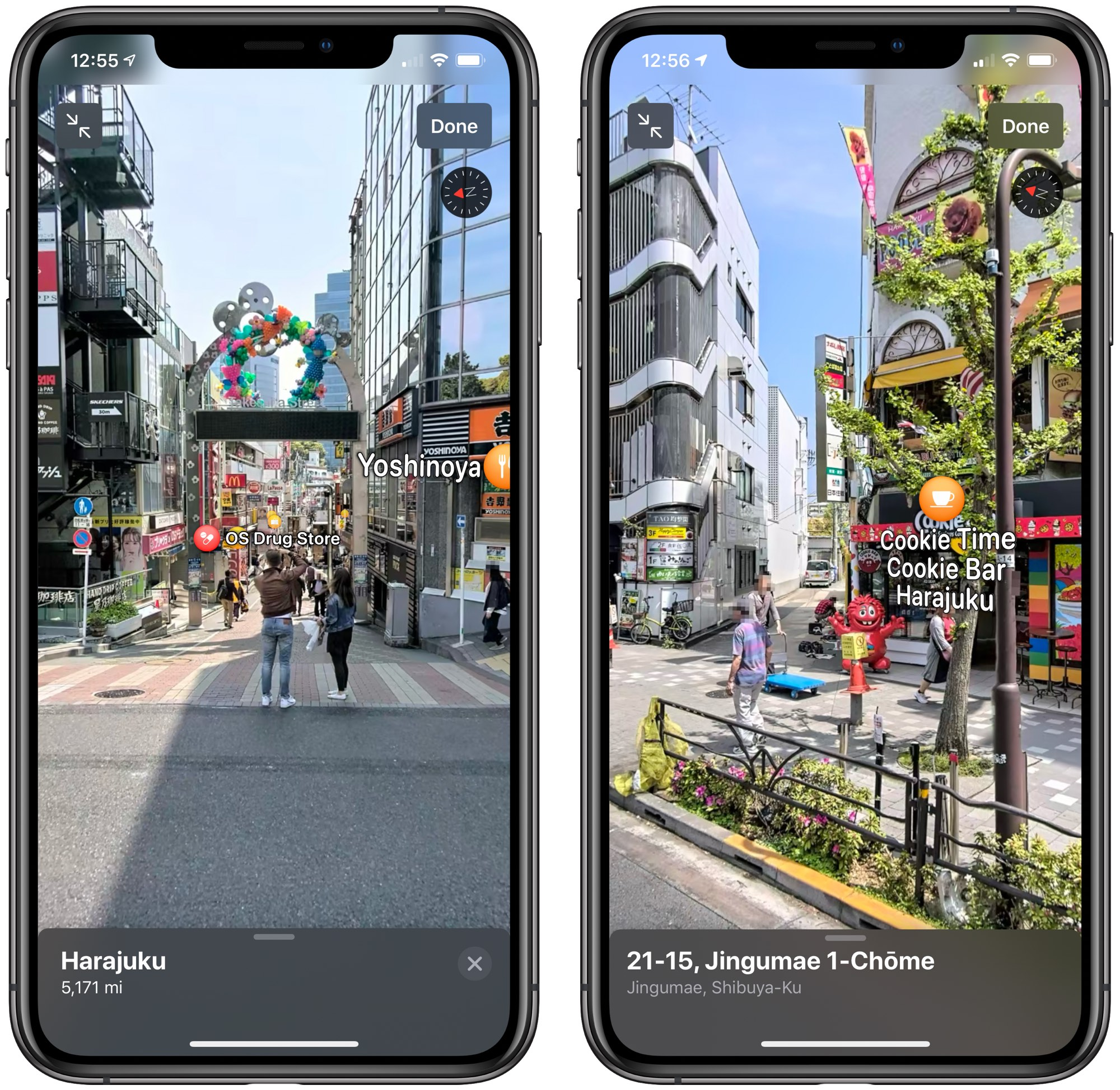 photo of Apple Maps Gains Look Around in Some Japanese Cities image